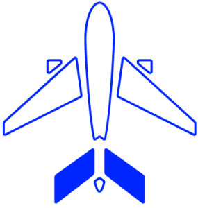 Commercial and General Aviation Insurance Icon